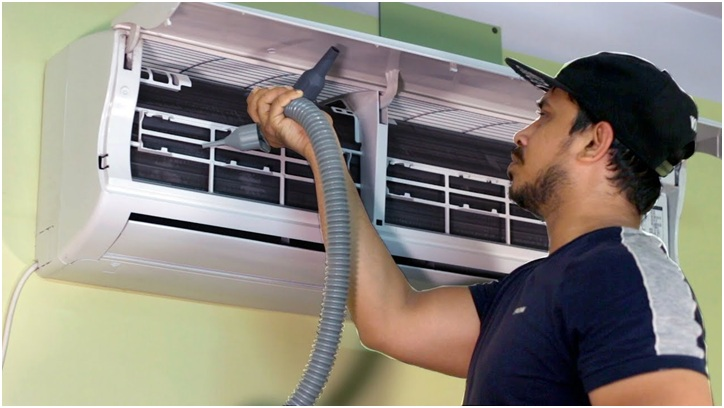 The Right Way to Clean Your Air Conditioner