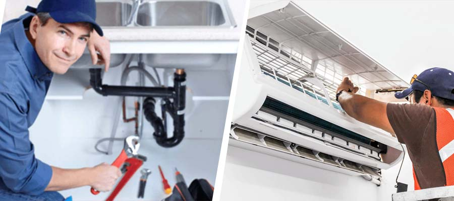 Air Conditioning and Plumbing